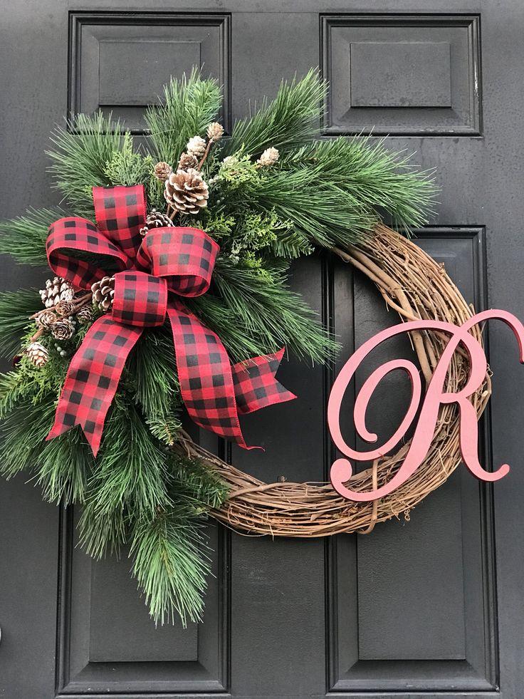 могут картинка новогоднего венка на двери вспоминал том, что