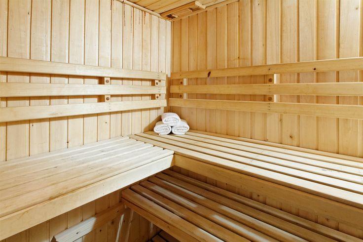 #PuertoMontt #Holiday #Inn #hotel #sauna