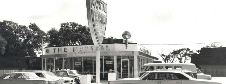 An early Krystal store location.