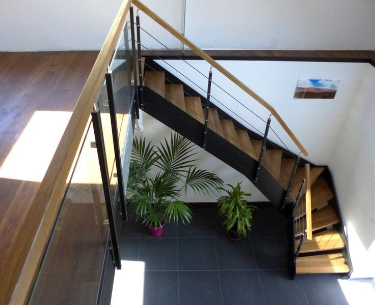 37 best Escaliers sur mezzanine images on Pinterest   Mezzanine ...