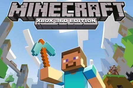 Minecraft #Xbox360 edition
