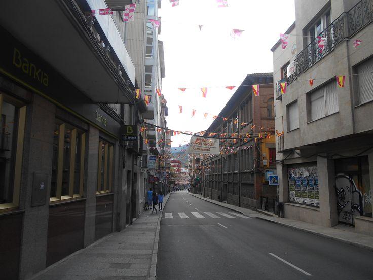Calle de la Triste Condesa.