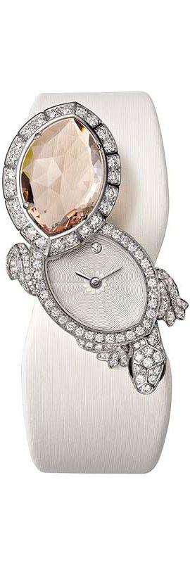 Cartier Tortoise secret watch