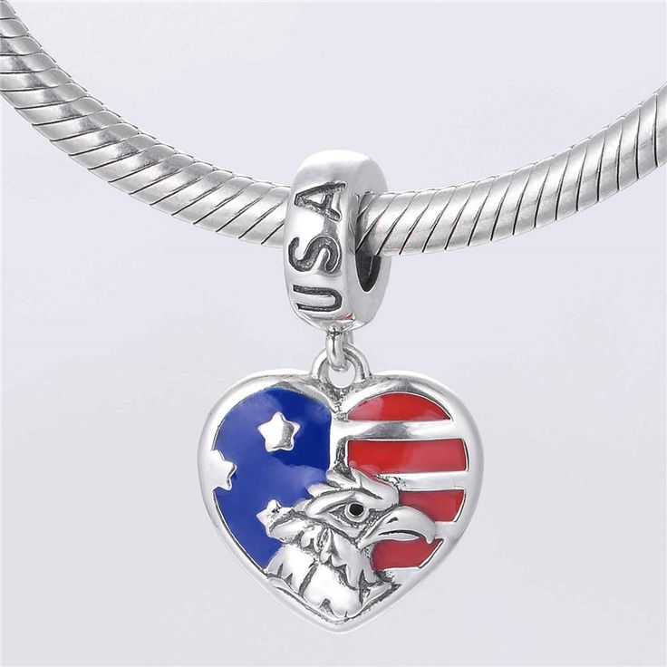 Unicorn Charms 925 Sterling Silver Enamel Animal Charm Beads Fit Bracelet Necklace Perfect Jewelry For Women Girls yo2T7xF