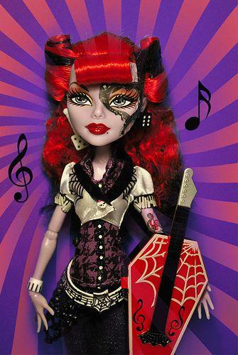 Monster High Operetta | Flickr - Photo Sharing!