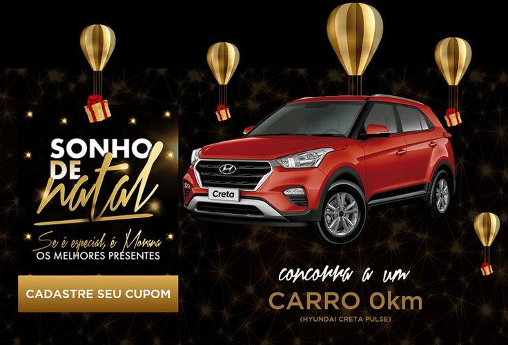 Comece 2018 com um SUV Hyundai na garagem 🚘  #morana #hyundai #suv #sorteio #natal