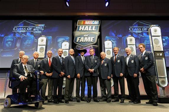 NASCAR Hall of Fame Coverage