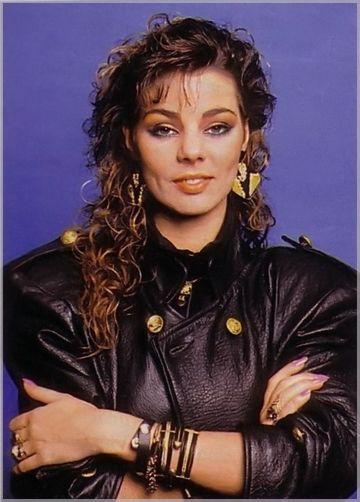 Sandra, 1985