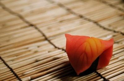 wagashi- Japanese traditional cake