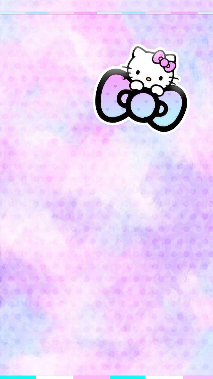 Popular Wallpaper Hello Kitty Punk - e69ad37884372f617314f4a9b274930c--hello-kitty-wallpaper-purple-walls  Picture_901051.jpg