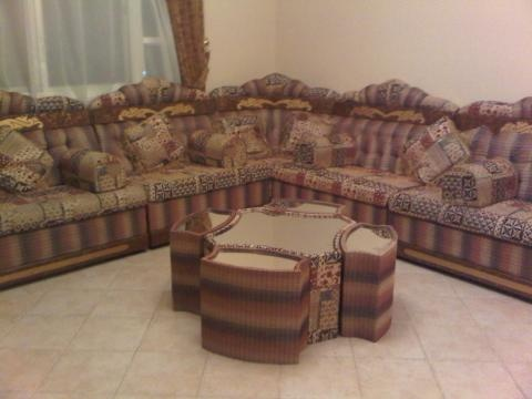Arabic Style Majlis Sofa Seating Living Design