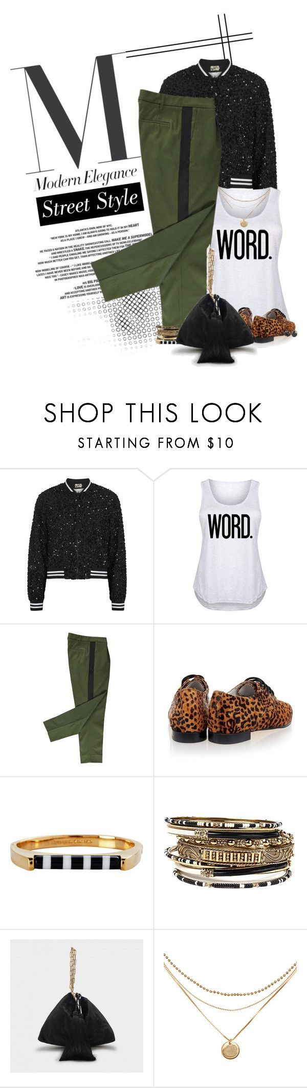 """""""Modern Elegance: Street Style"""" by dawn-scott ❤ liked on Polyvore featuring Alice + Olivia, LC Trendz, Senso, Kate Spade, Amrita Singh, Dara Ettinger, modern and plus size clothing"""