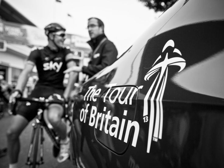 Team Sky | Pro Cycling | Photo Gallery | Scott Mitchell - Britain Stage Seven Gallery