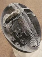 HendersonWorks: Fencing Mask Customization by Joshua