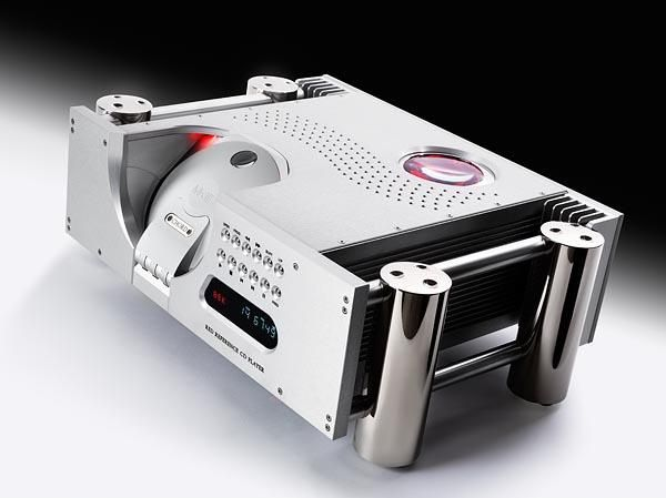 CHORD ELECTRONICS-Products: Red Reference Mk III CD Player