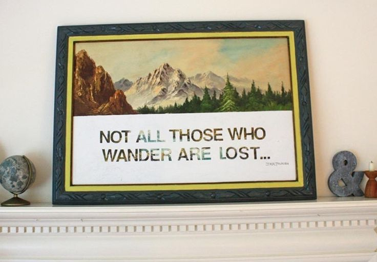 Round Up: 10 Amazing DIY Upcycled Thrift Store Art » Curbly | DIY Design &…