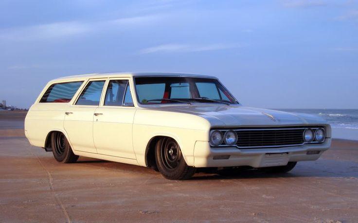 19 Luxury Slammed Wagons