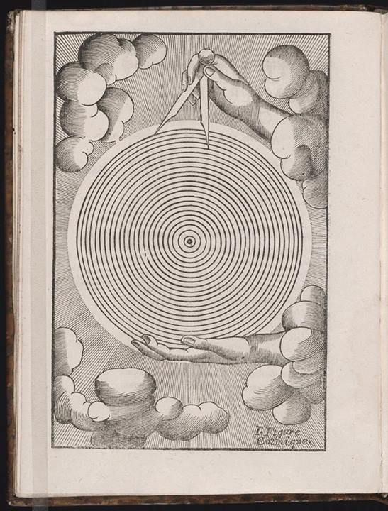 'The Book of Secrets' , Woodcuts Displaying Symbols and Illustrations of Alchemical Processes, France c. 1656