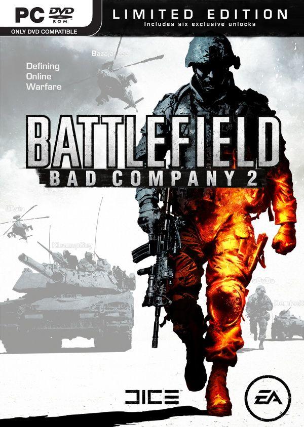 Resultado De Imagem Para Battlefield 2 Capa Battlefield Bad