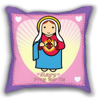 Immaculate Heart Pillowcase $ 23