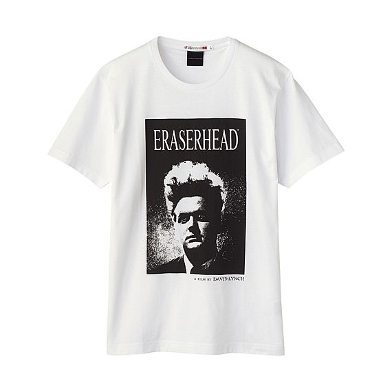 Uniqlo has launched a short sleeve t-shirt series in honor of director David  Lynch.
