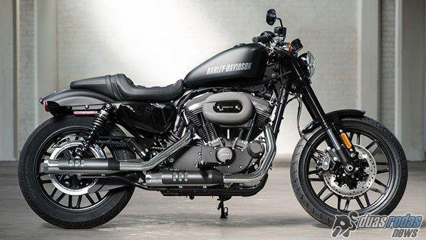 Harley-Davidson Roadster chega ao Brasil para integrar a linha Dark Custom