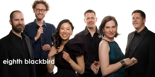Grammy winning ensemble at the Nelson -- they are going to be in residence at UMKC in the next academic year!: Eighthblackbird, Press Photos, Classical Music, Chicago, Eighth Blackbird, Blackbird Style, Free Classical