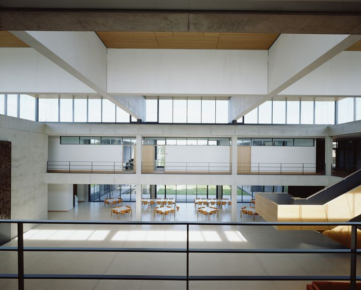 David Chipperfield Architects Founded In Has Four Offices London Berlin Milan And Shanghai