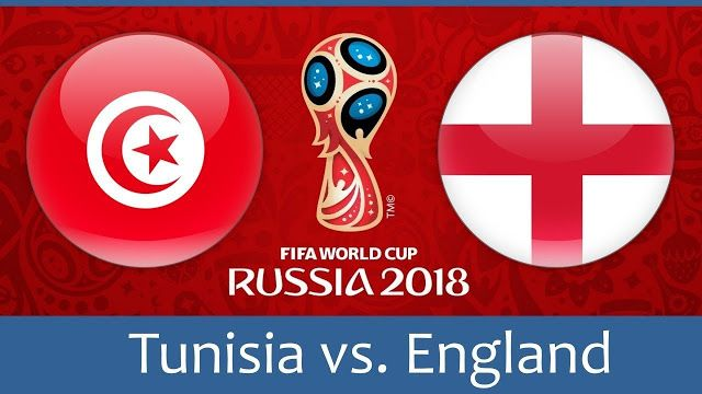 Pin On Tunisia Vs England Full Match Replay 18 June 2018