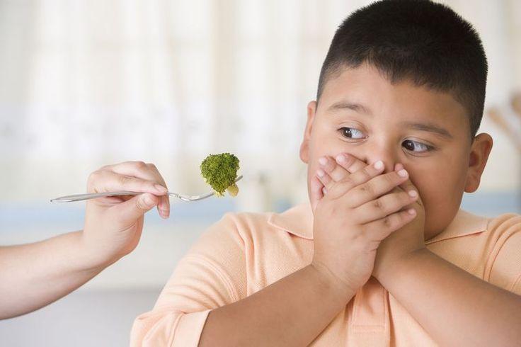 A boy with a taste aversion