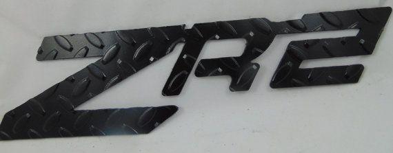 Custom Chevrolet S10 ZR2 Diamond Plate by HazelnutHillbySherri