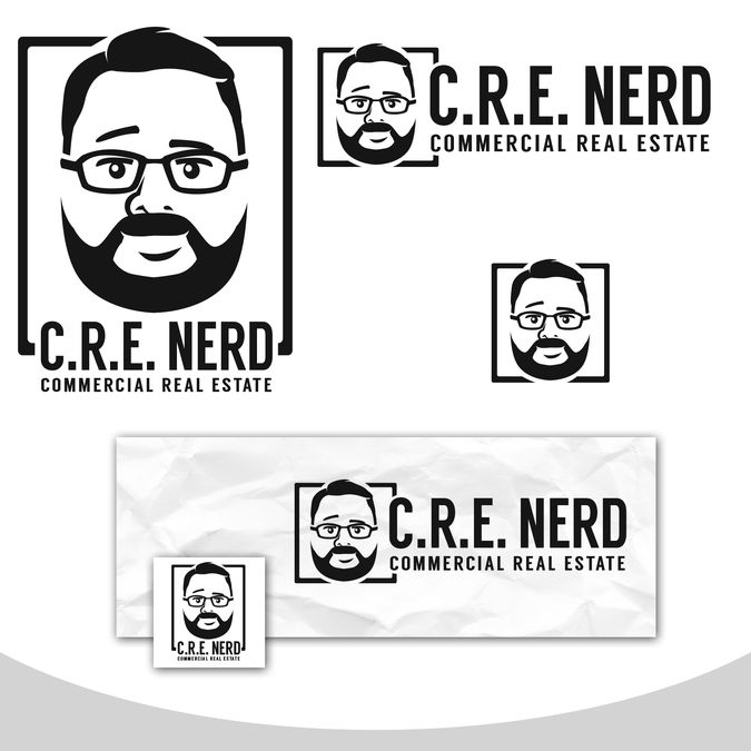 Freelance Job - Design a modern logo for Commercial Realtor personal brand by bentosgatos