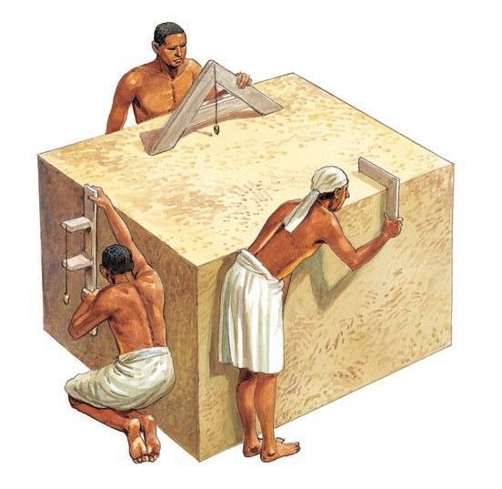 the history of pyramid building in egypt Building the pyramids of egypt it contains illustrations and photographs to clarify the stages of how the pyramids of egypt were mystery history.