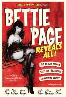 New documentary movie originally authorised by Bettie herself!