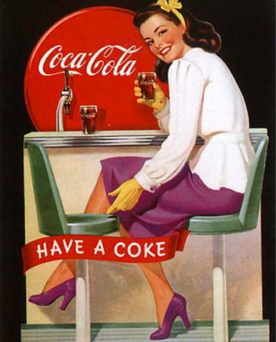 Coca cola ad  Recipe for Coca-Cola Ham