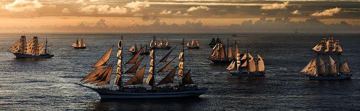 I's Blog: Dare to dream: sea, wind & love!