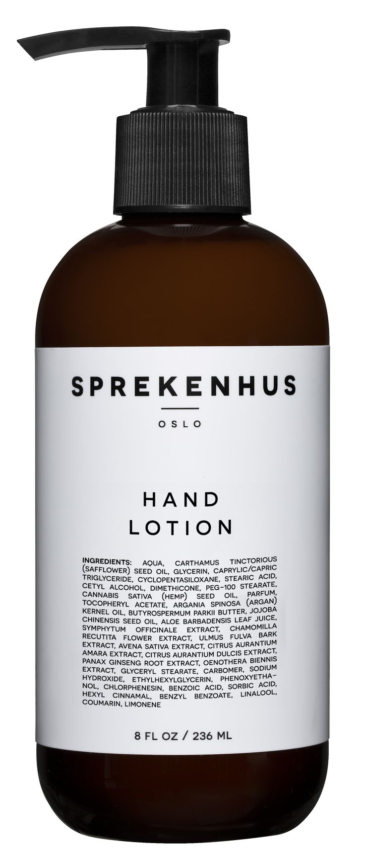 ALEXANDER SPREKENHUS Hand Lotion | Coverbrands