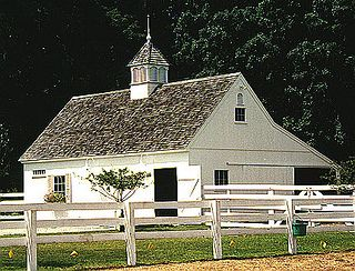 Build your own barn or have a local carpenter help it for Traditional barn kits