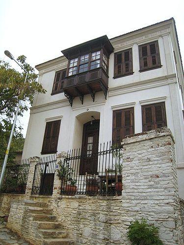 Sirince architecture