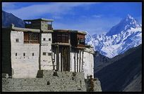 The Baltit Fort - Karimabad, Hunza Valley, Pakistan