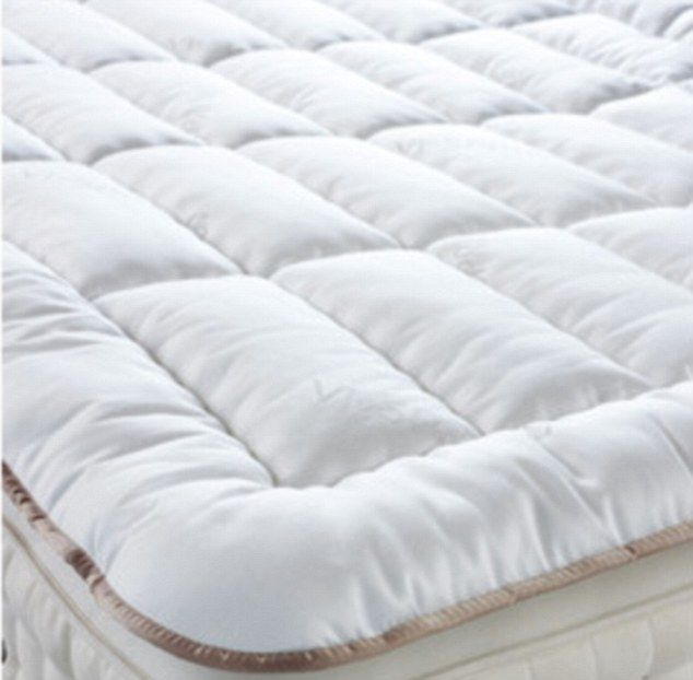 Mattress toppers used to be for children now they're for grown ups ...