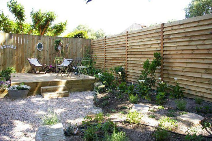 Intimité : Un jardin/une terrasse à l'abri des regards