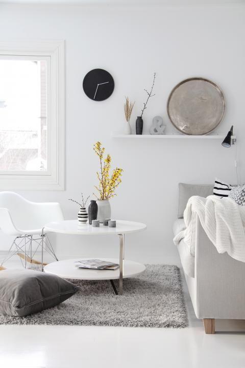 Stylizimo - Scandinavian style #decorating_style