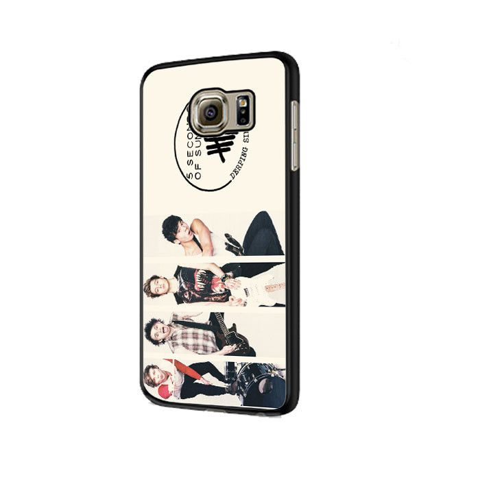 5 Seconds Of Summer 5 sos Samsung Galaxy S6 | S6 Edge Cover Cases