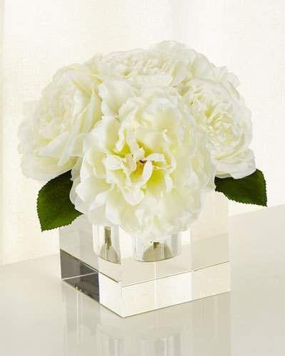 John-Richard Collection Crown Jewels Faux-Floral Arrangement  https://api.shopstyle.com/action/apiVisitRetailer?id=617863170&pid=uid2500-37484350-28