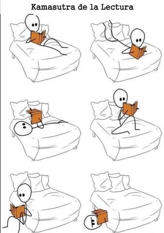El Kamasutra de la Lectura