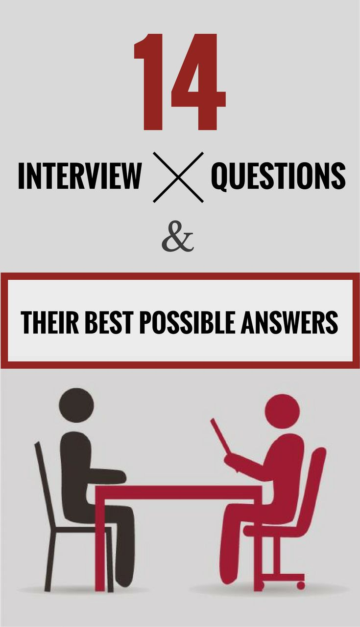 Best 25 Possible Interview Questions Ideas On Pinterest