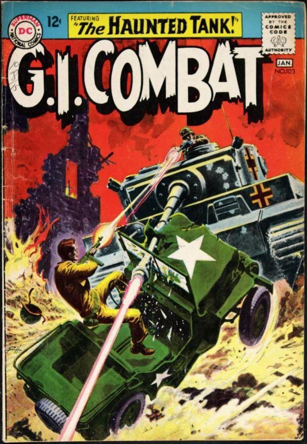 133 best war comics images on pinterest war comics comics and russ heath haunted tank russ heath publicscrutiny Choice Image