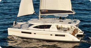 Moorings 4800 Bareboat Charter