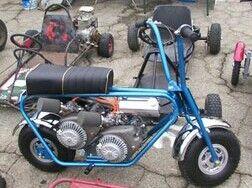 BONANZA Minibike